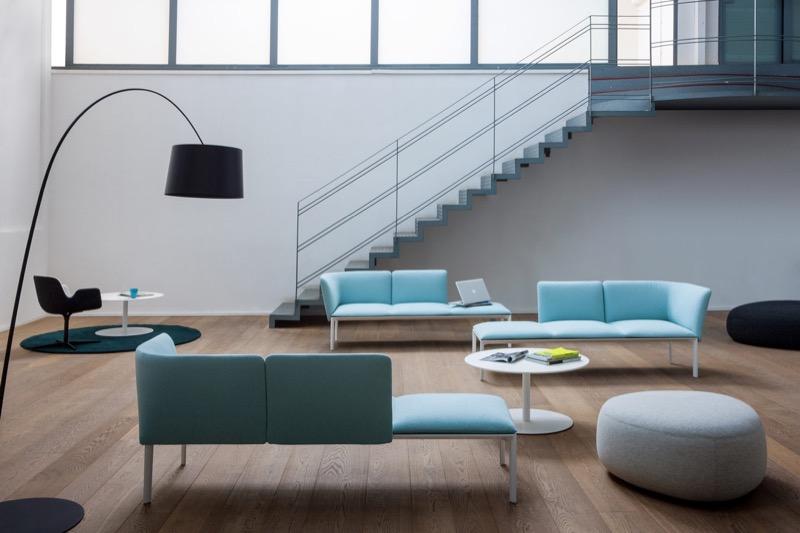 Empfang Warten Lounge Pohlmann Buro Und Objekteinrichtungen